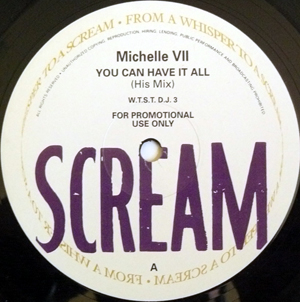 MICHELLE VII - You Can Have It All