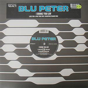 BLU PETER - I BRING YOU LUV