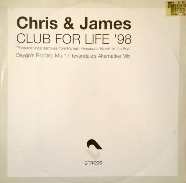 CHRIS AND JAMES - CLUB FOR LIFE 98