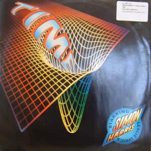 SIMON HARRIS feat LESLIE LYRICS - TIME