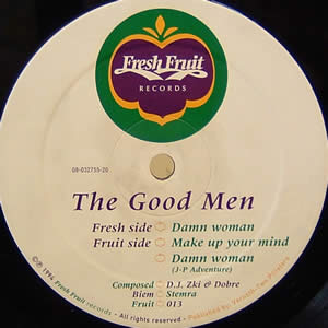 THE GOOD MEN - DAMN WOMAN
