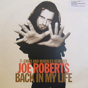 JOE ROBERTS - BACK IN MY LIFE