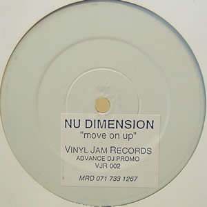 NU DIMENSION - MOVE ON UP