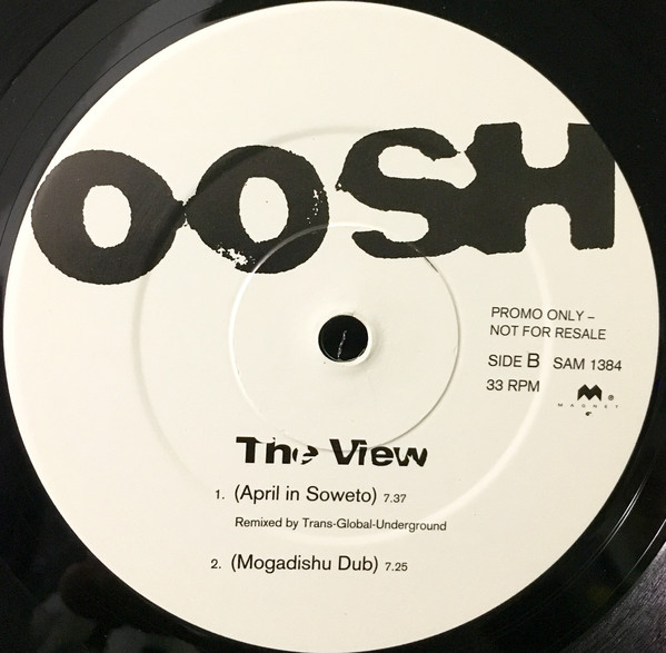 Oosh - The View