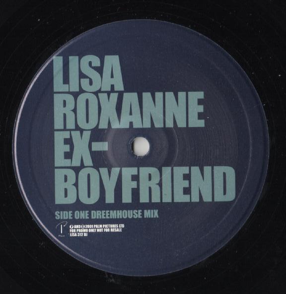 LISA ROXANNE - EX BOYFRIEND
