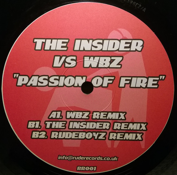 THE INSIDER vs WBZ - PASSION OF FIRE