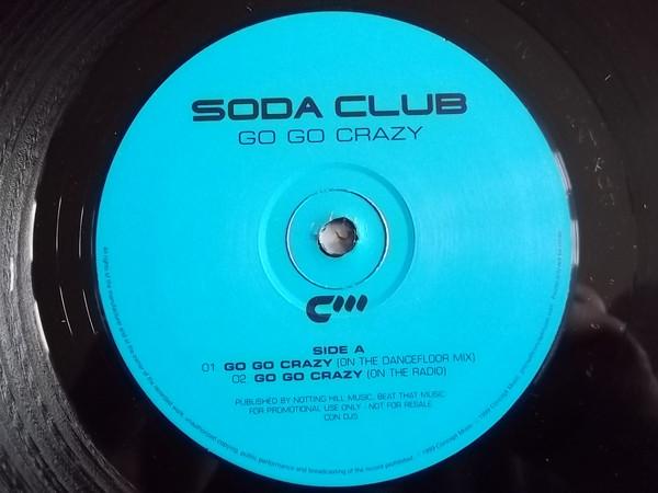 Soda Club - Go Go Crazy