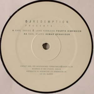 KARL DAVIS & JOHN KERRIGAN - FOURTH DIMENSIONS / HUMAN BEHAVIOUR