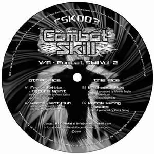 COMBAT SKILL - VOL.2