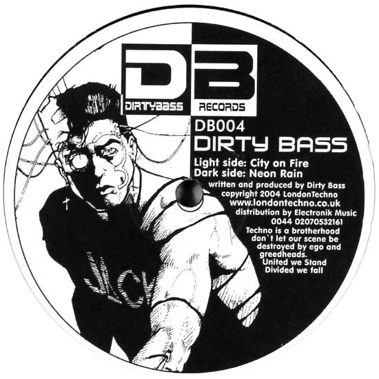 DIRTY BASS - CITY ON FIRE