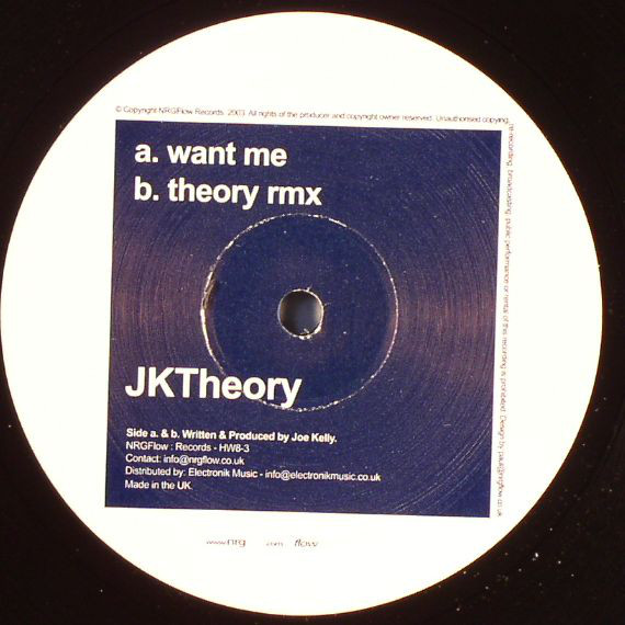 JK THEORY - WANT ME