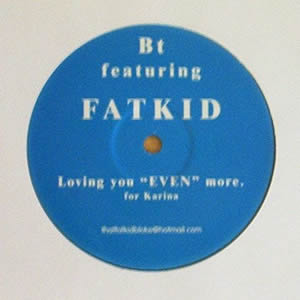BT feat FATKID - LOVING YOU EVEN MORE