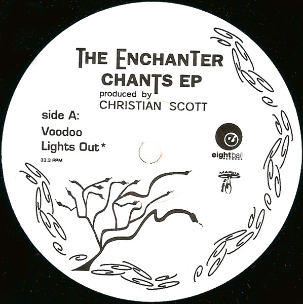 CHRISTIAN SCOTT - THE ENCHANTER CHANTS EP