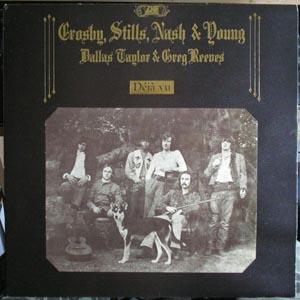 Crosby, Stills, Nash & Young - D?j? Vu