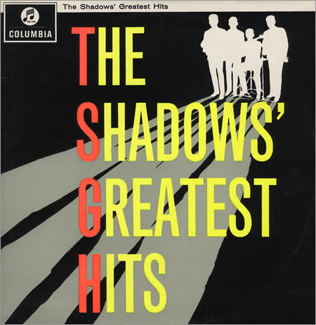 SHADOWS, THE - The Shadows' Greatest Hits - 33T