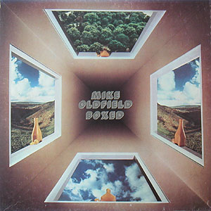 Mike Oldfield - Boxed