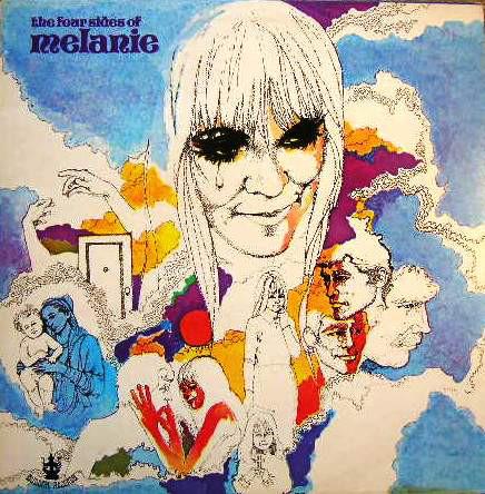 Melanie - Four Sides Of Melanie