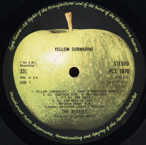 Beatles, The - Yellow Submarine (DMM)