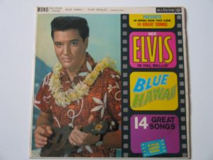 Elvis Presley With Jordanaires, The - Blue Hawaii (Soundtrack)