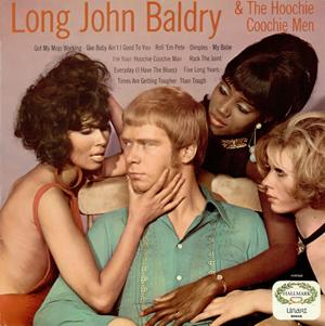 Long John Baldry & The Hoochie Coochie Men - Long John Baldry & The Hoochie Coochie Men