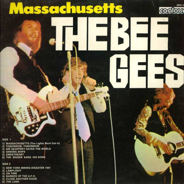Bee Gees, The - Massachusetts