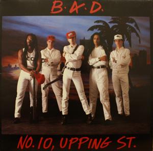 B.A.D. - No. 10, Upping St.