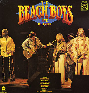 Beach Boys, The - Live In London