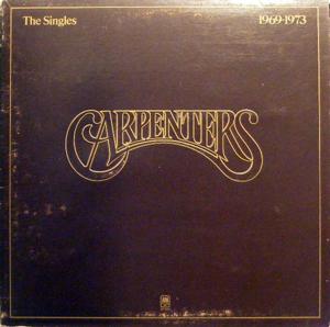 Carpenters - The Singles 1969-1973 LP