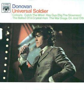 Donovan - Universal Soldier Record