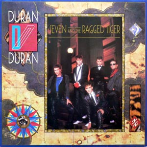 Duran Duran - Seven And The Ragged Tiger
