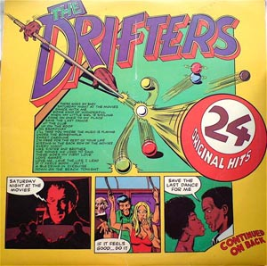 Drifters, The - The Drifters - 24 Original Hits