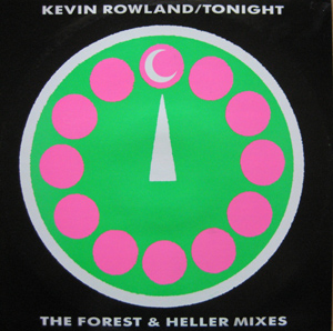 Kevin Rowland - Tonight