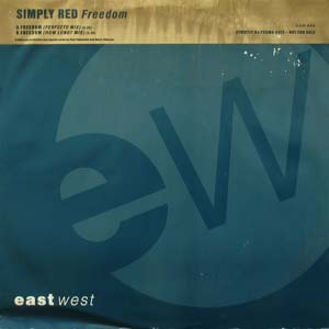 Simply Red - Freedom