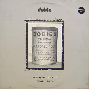 DOBIE - COMING UP FOR AIR