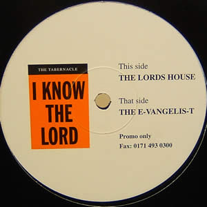 THE TABERNACLE - I KNOW THE LORD
