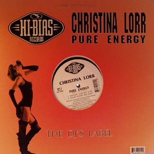 CHRISTINA LORR - PURE ENERGY