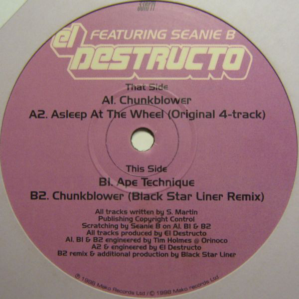 EL DESTRUCTO - CHUNKBLOWER