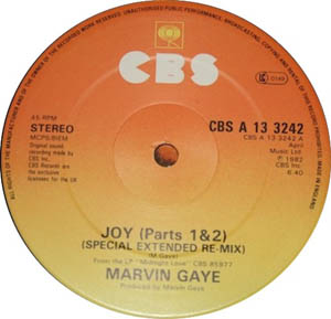 Marvin Gaye - Joy (parts 1 & 2 (ecstatic Mix))