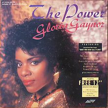 Gloria Gaynor - The Power