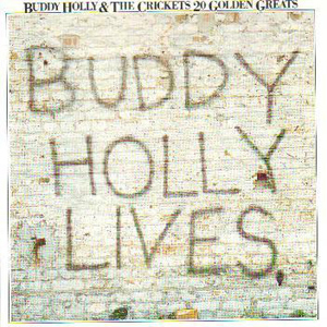 Buddy Holly & Crickets, The - 20 Golden Greats