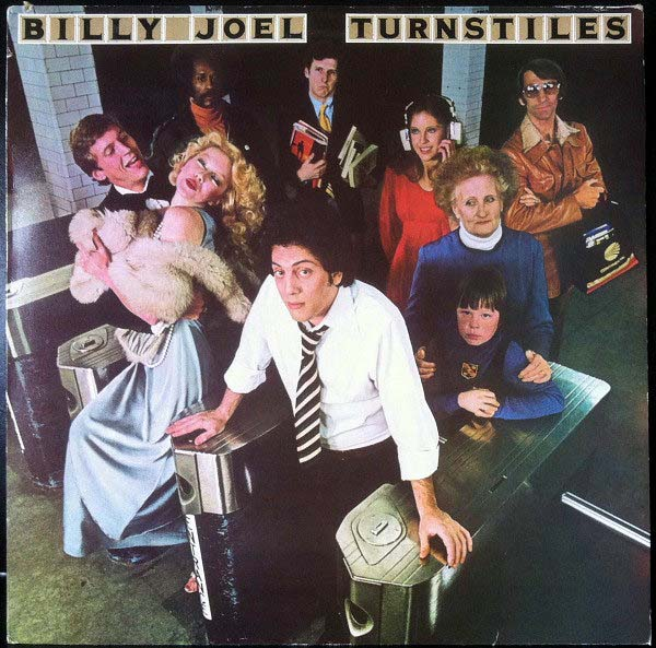 Billy Joel Turnstiles Records Lps Vinyl And Cds Musicstack