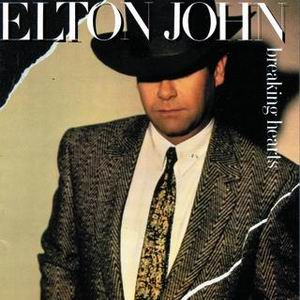 Elton John - Breaking Hearts Album