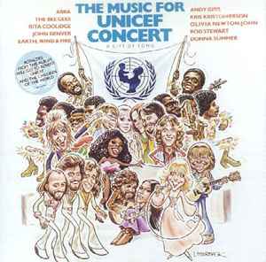 Various - Music For Unicef Concert: A Gift Of Song
