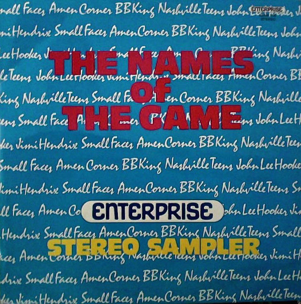 Various - The Names Of The Game