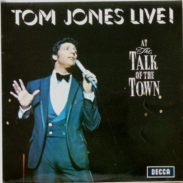 Tom Jones - Tom Jones Live! At The Talk Of The Town
