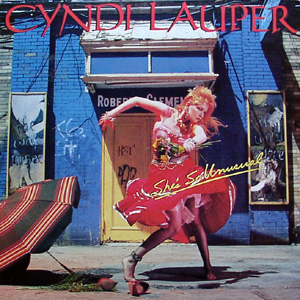 Cyndi Lauper - She's So Unusual EP