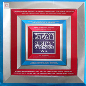 Various - Motown Chartbusters Vol. 4