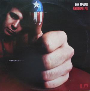 DON MCLEAN - American Pie - LP