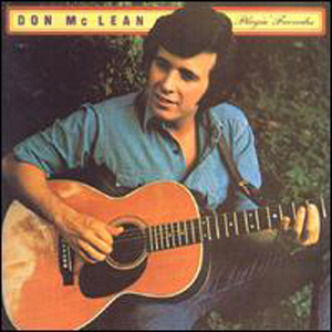 Don McLean - Playing Favorites