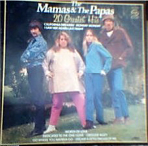 Mamas & The Papas, The - 20 Greatest Hits